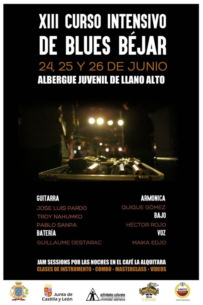 XIII CURSO INTESIVO DE BLUES BEJAR